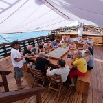 Amira liveaboard boat diving cruise indonesia