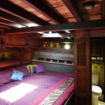 Ananda liveaboard boat diving cruise indonesia cabin