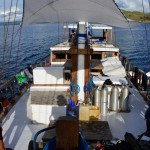 Antares liveaboard boat diving cruise indonesia