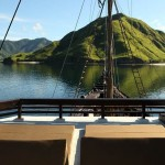 Alla Purnama liveaboard boat cruise diving cruise indonesia deck