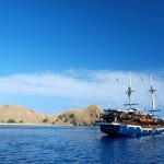 Cheng Ho boat liveaboard diving cruise indonesia full view