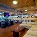 Cheng Ho boat liveaboard diving cruise indonesia interior