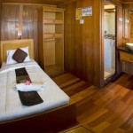 Cheng Ho boat liveaboard diving cruise indonesia cabin