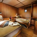 Copy of White Manta dive boat-dive cruise indonesia-standard twin bed cabin
