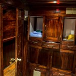 Euphoria Liveaboard diving cruise indonesia cabin