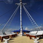 Indo Siren cruise boat-dive cruise indonesia-sundeck