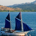 Komodo Dancer liveaboard diving cruise indonesia sailing