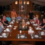Mutiara-Laut-dive-cruise-indonesia-dinner