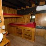 Pindito liveaboard boat diving cruise indonesia cabin