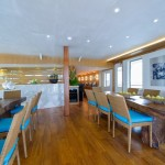 Salina liveaboard charter yacht diving cruise indonesia interior