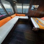 Waow liveaboard ship diving cruise indonesia double cabin