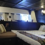 Zen liveaboard boat diving cruise indonesia luxurious double cabin
