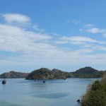 Diving cruise Indonesia-Laprima Hotel Labuan Bajo-sea view